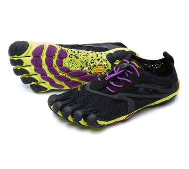 V-Run Women black/yellow/purple | 36,0