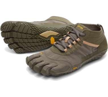 V-Trek Men military darkgrey | 41,0