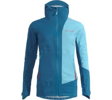 Croz 3L Jacket III Women kingfisher | 36