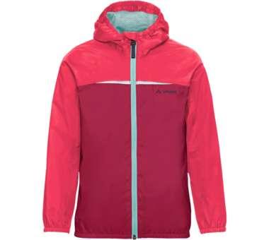 Kids Turaco Jacket bright pink   104