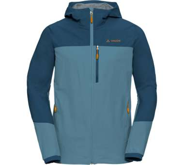 Mens Skarvan S Jacket blue gray | L