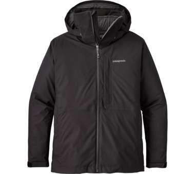 3-in-1 Snowshot Jacket Men black | L