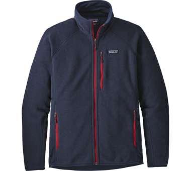 Performance Better Sweater Jacket Men navy blue | S