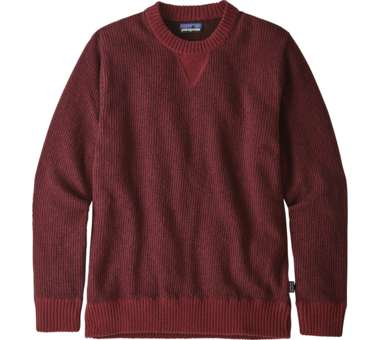 Off Country Crewneck Sweater oxide red | XL