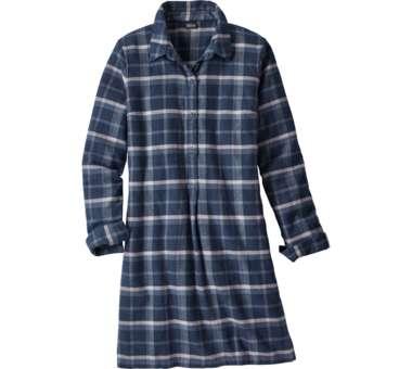 Fjord Dress Women rebel: stone blue   L