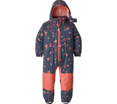 Baby Snow Pile One-Piece Schneeanzug rise up: stone blue | 2T