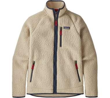 Men's Retro Pile Jacket el cap khaki | S