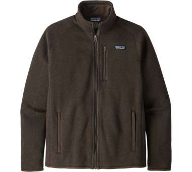 Better Sweater Jacket Men logwood brown | XL