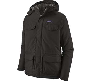 Isthmus Parka Men black | S