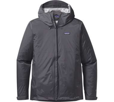 Torrentshell Jacket Men forge grey | S