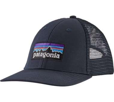 P-6 Logo LoPro Trucker Hat navy blue