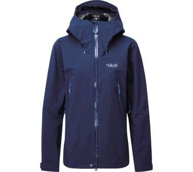Womens Kangri GTX Jacket blueprint   UK 12