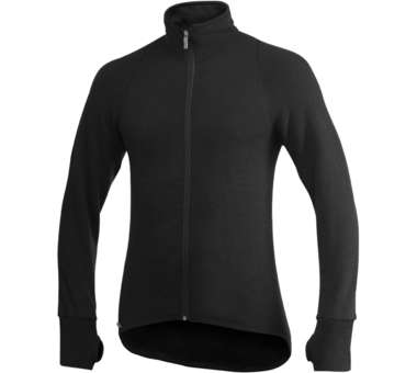 Full ZIP Jacket 400 - unisex schwarz | XS