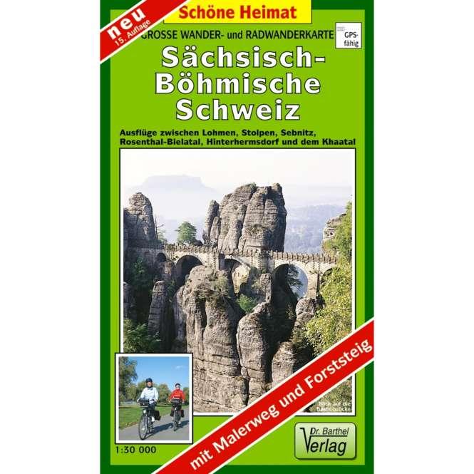 Verlag Dr. Barthel Sächsisch-Böhmische Schweiz