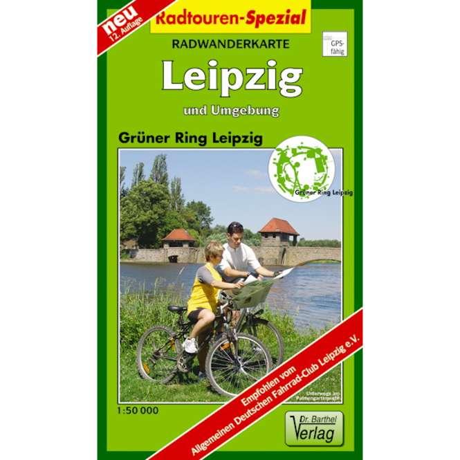 Verlag Dr. Barthel Leipzig und Umgebung - Grüner Ring