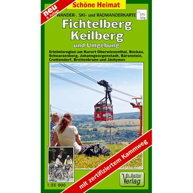 Verlag Dr. Barthel Fichtelberg, Keilberg und Umgebung