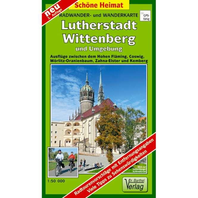 Verlag Dr. Barthel Lutherstadt Wittenberg und Umgebung