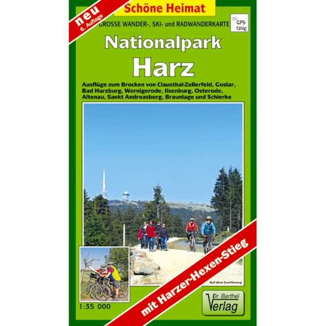 Verlag Dr. Barthel Nationalpark Harz