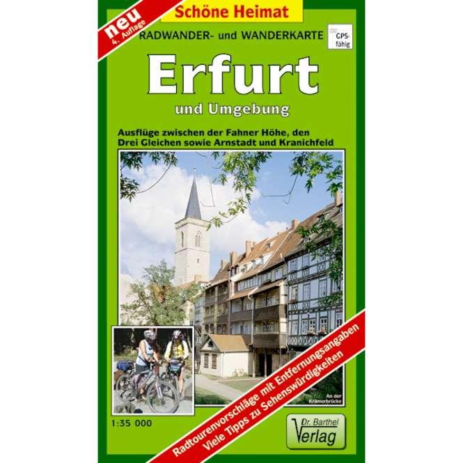 Verlag Dr. Barthel Erfurt und Umgebung