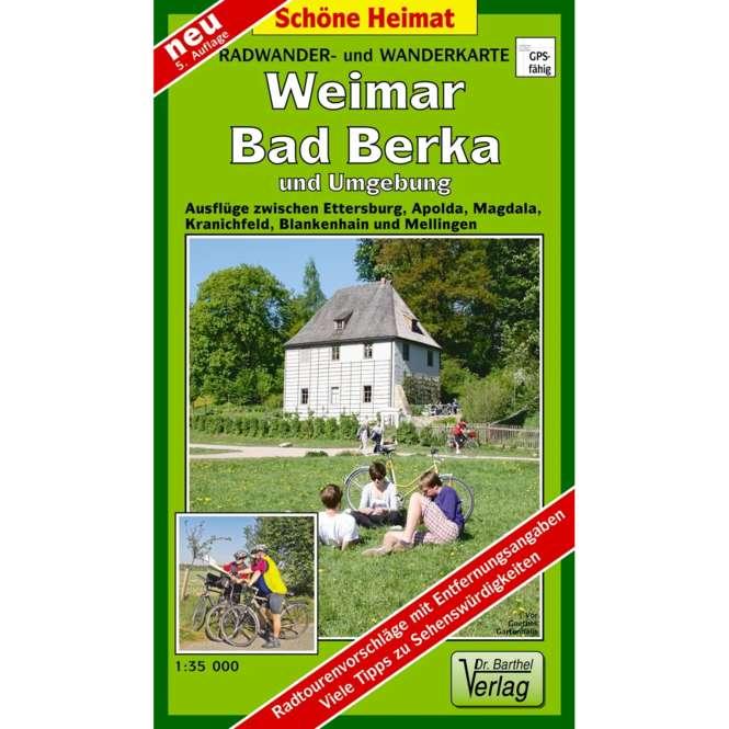 Verlag Dr. Barthel Weimar, Bad Berka und Umgebung