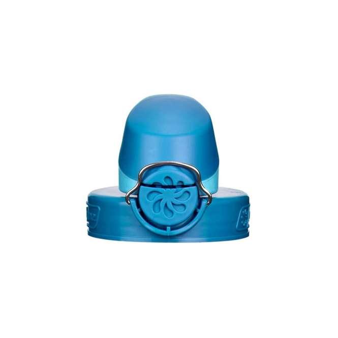 Nalgene Ersatzdeckel OTF-Flasche - eisblau