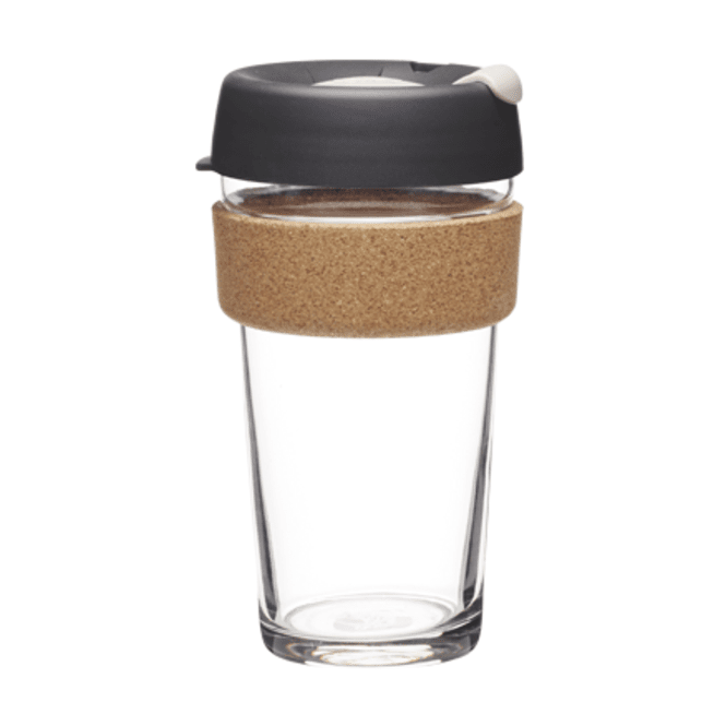keepcup Keepcup Brew Cork 454 ml - press