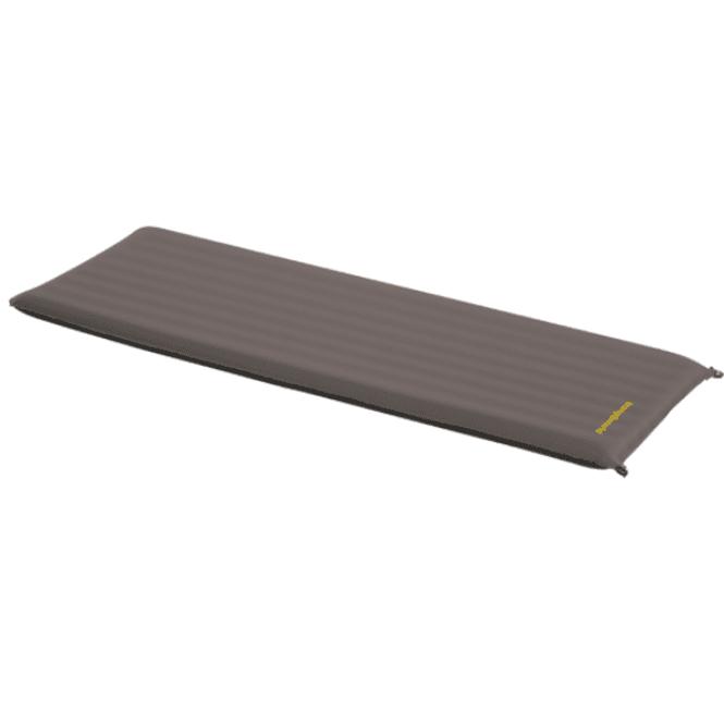 Trangoworld Confort Lite Mat - 200x70x10 | bungeecord/anthrazit