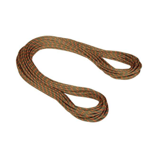 Mammut 8.0 Alpine Dry Rope - 60 m - boa orange