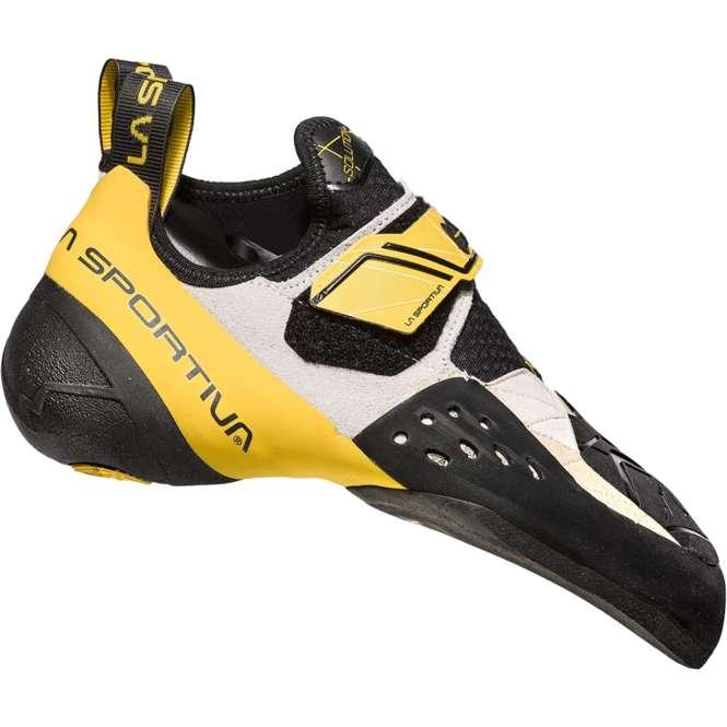 La Sportiva Solution - white/yellow | 40,0