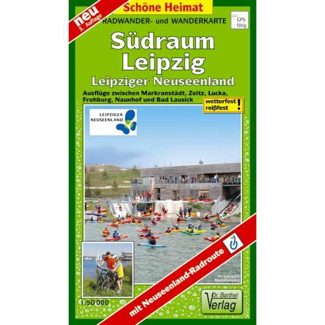 Verlag Dr. Barthel Südraum Leipzig, Leipziger Neuseenland