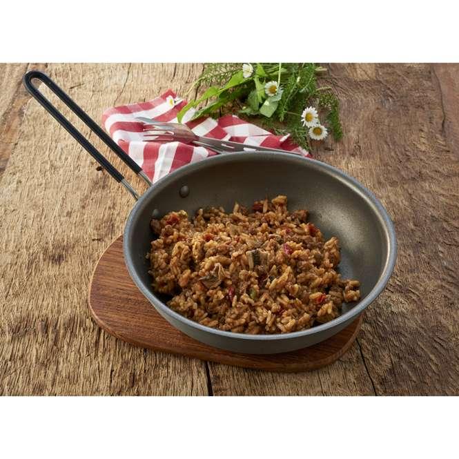 Trek N Eat Rindfleisch Stroganoff mit Reis