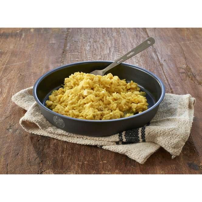 Trek N Eat Huhn in Curryreis