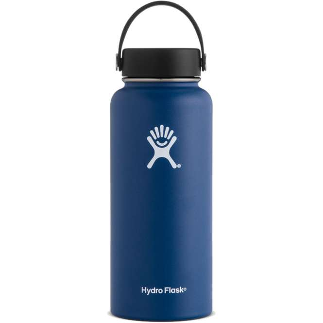 Hydro Flask 32 oz Wide Mouth Isolierflasche - cobalt