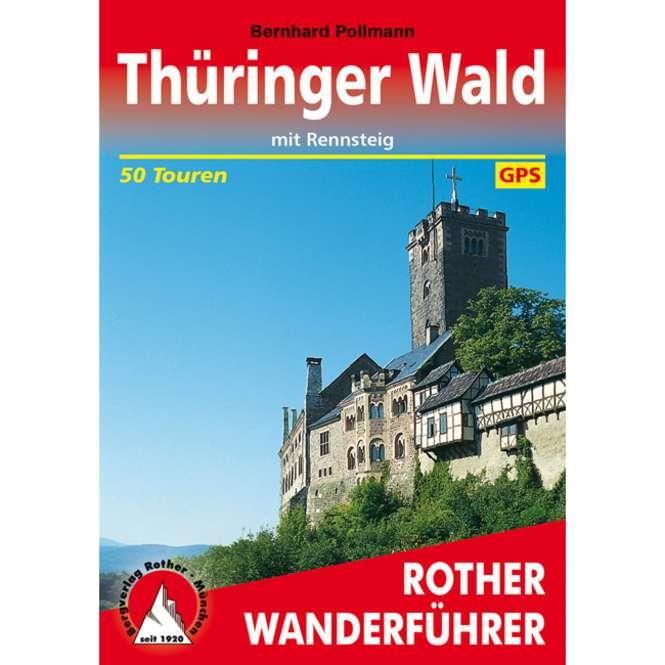 Bergverlag Rother Thüringer Wald