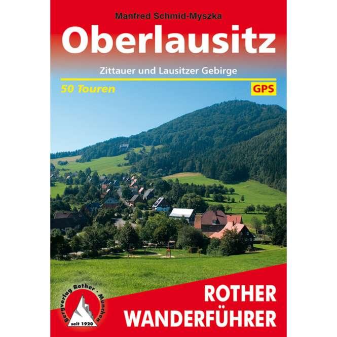 Bergverlag Rother Oberlausitz-Zittauer Gebirge