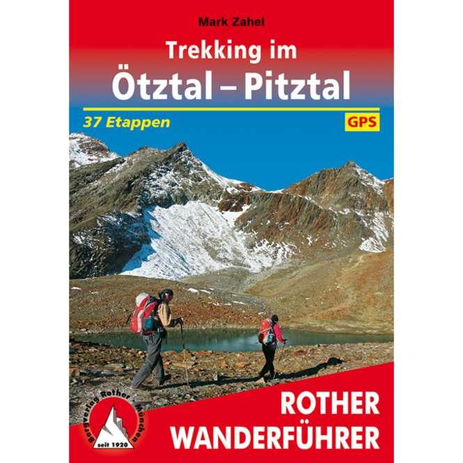 Rother Bergverlag Trekking im Ötztal - Pitztal