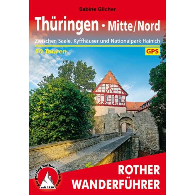 Bergverlag Rother Thüringen Mitte&Nord