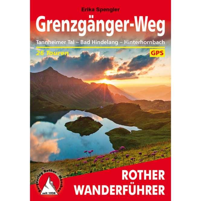 Rother Bergverlag Grenzgänger-Weg
