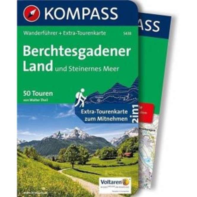 Kompass-Verlag WF Berchtesgadener Land,Steinernes Meer