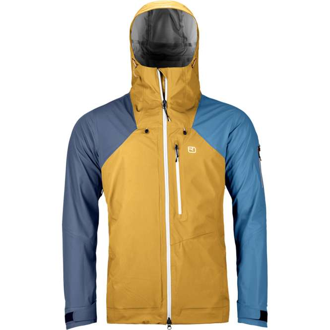 Ortovox yellowstone | S - 3L Ortler Jacket Men