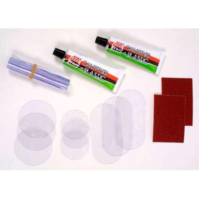 Tip Top Camplast 3 PVC Reparatur Set