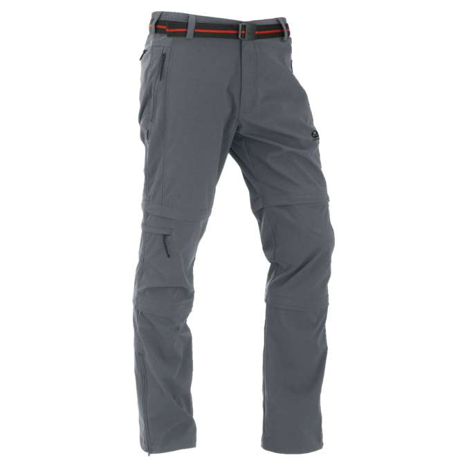 Maul Kematstein Doppel-Zip-Off Hose - dark grey | 48