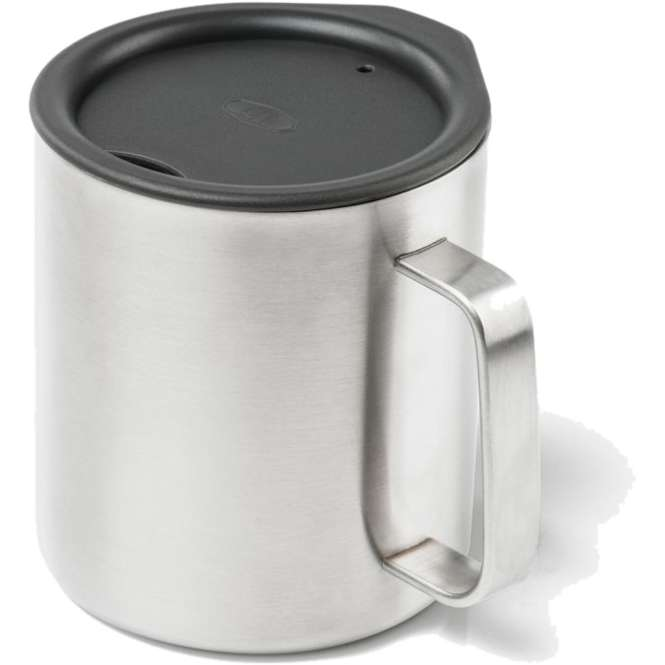 GSI Outdoors Glacier Stainless 15 fl. oz. Camp Cup - stainless