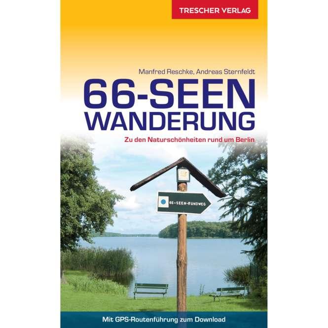 Trescher-Verlag 66-Seen-Wanderung Trescher