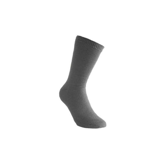 Woolpower Socks 400 - grey | 36-39