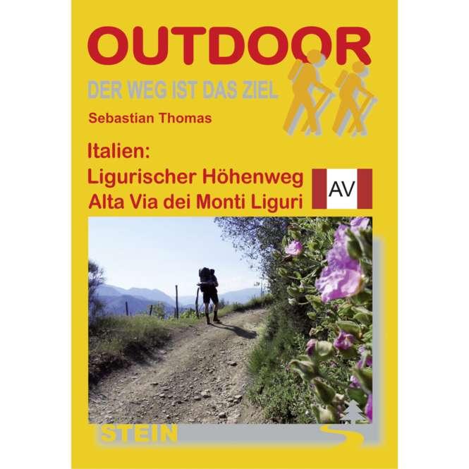 Conrad Stein Verlag Italien: Ligurischer Höhenweg