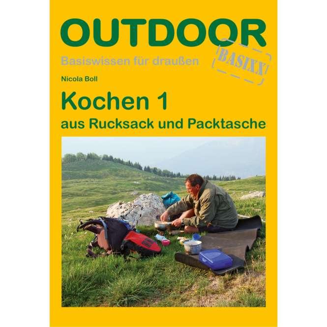 Conrad Stein Verlag Kochen 1 aus Rucksack und Packtasche