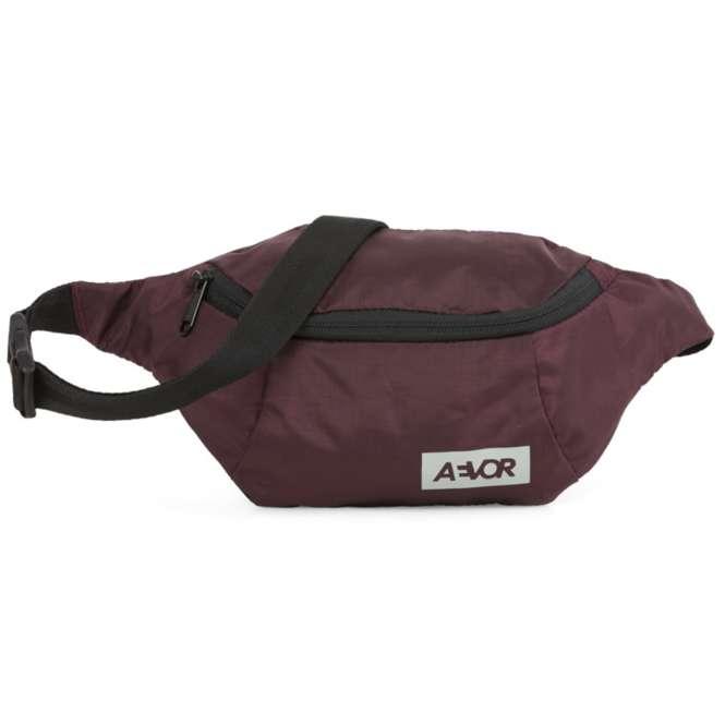 Aevor Hip Bag - ripstop ruby