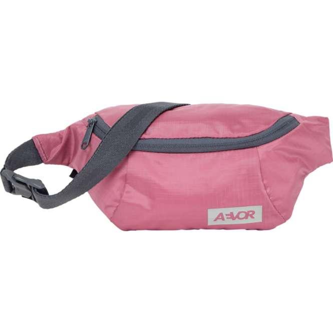 Aevor Hip Bag - ripstop cassis