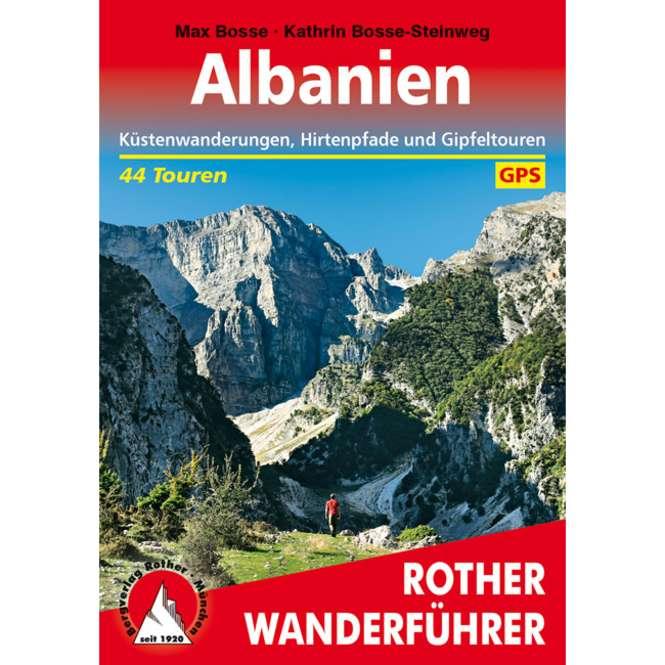 Bergverlag Rother Albanien